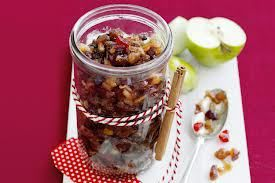A great gift: Homemade Fruit Mince made in the #Thermomix - More #Thermomix gifting ideas at: http://www.superkitchenmachine.com/2012/17688/thermomix-gift-recipe.html