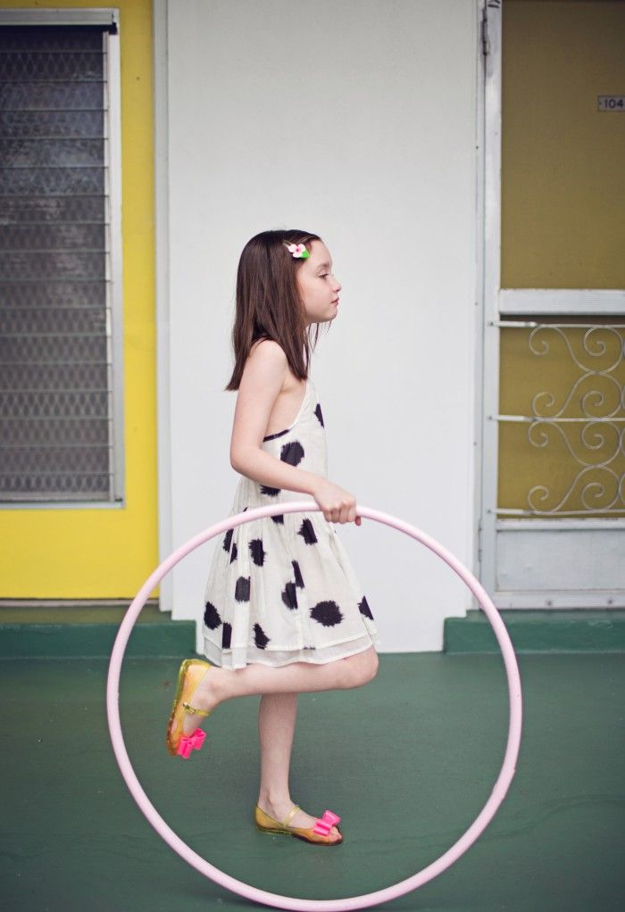 BABIEKINS MAGAZINE | MERRY LOVE JOY with hello shiso hair clip