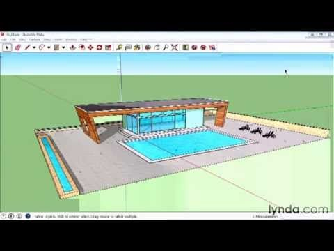 Sketchup 2015 tutorial - Sketchup tutorials for beginners [COMPLETE - 160 mins!] - YouTube