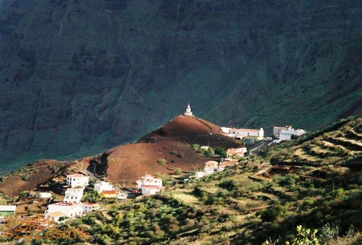 #WyspyKanaryjskie Dzwonnica na wzgórzu Joapira na El Hierro