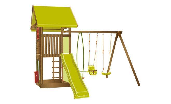 1000 id es sur le th me aire de jeux bois sur pinterest design aire de jeux montgolfiere et. Black Bedroom Furniture Sets. Home Design Ideas