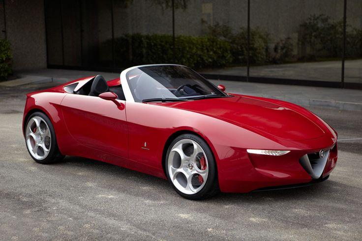 Alfa-Romeo 2uettottanta by Pininfarina