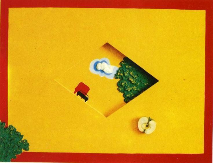 Дорожный знак II, 1972