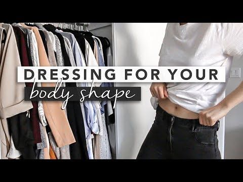 How to Dress for Your Body Shape: Basics 101 | by Erin Elizabeth