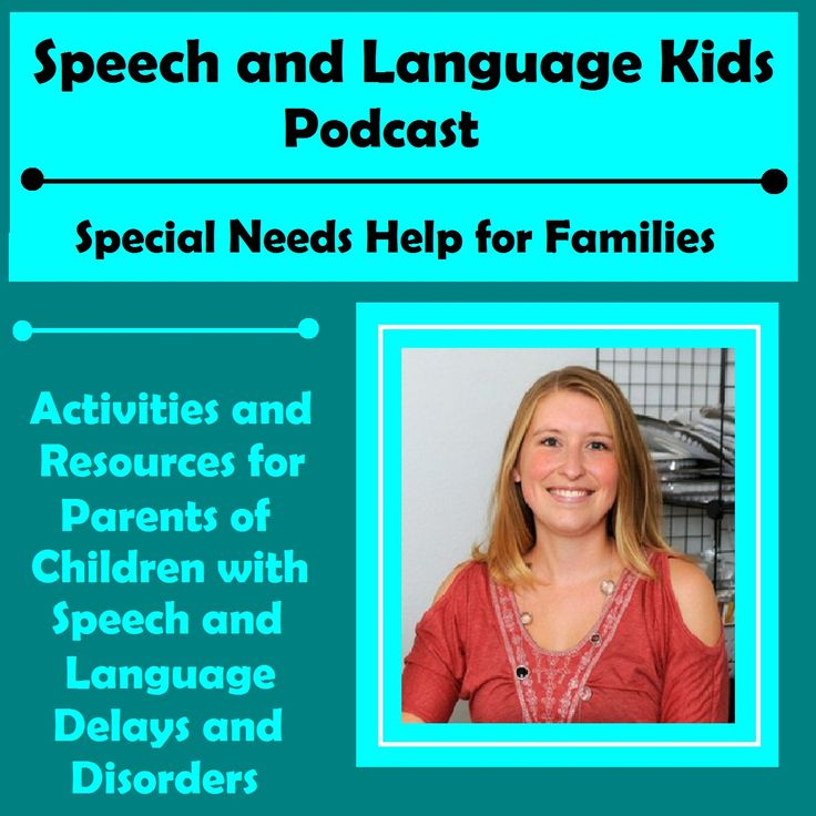 Podcast 6: Spring Speech and Language Activities | Speech and Language Kids Pinned by SOS Inc. Resources http://pinterest.com/sostherapy.