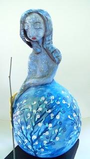 Wisdom Keeper Art Dolls