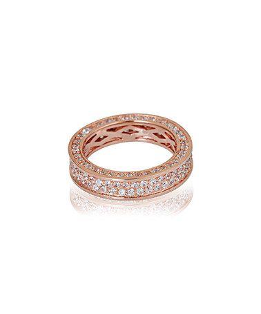 Best 25+ Rose gold eternity ring ideas on Pinterest | Rose ...