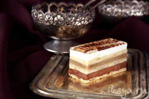 Пирожное «B-Caraibe» | Самый вкусный портал Рунета