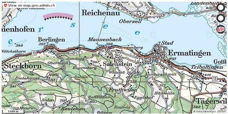 Salenstein TG Unfall Verkehr Tote Statistik http://ift.tt/2pI8sK4 #karten #swiss