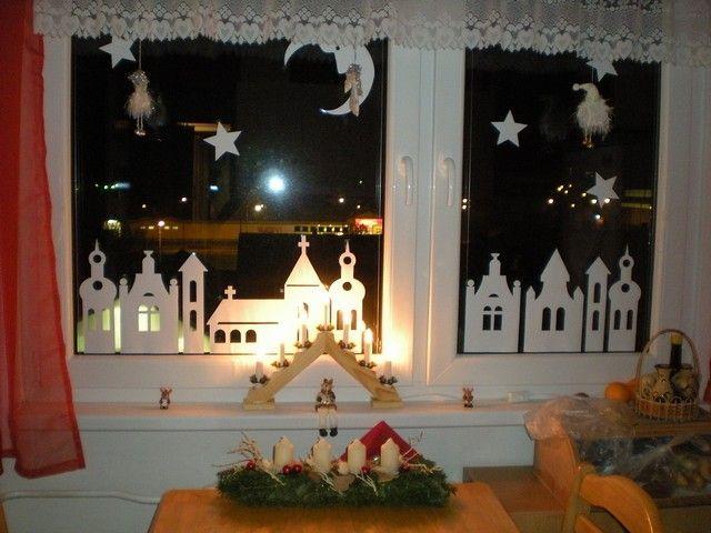 Výsledok vyhľadávania obrázkov pre dopyt vánoční dekorace do oken
