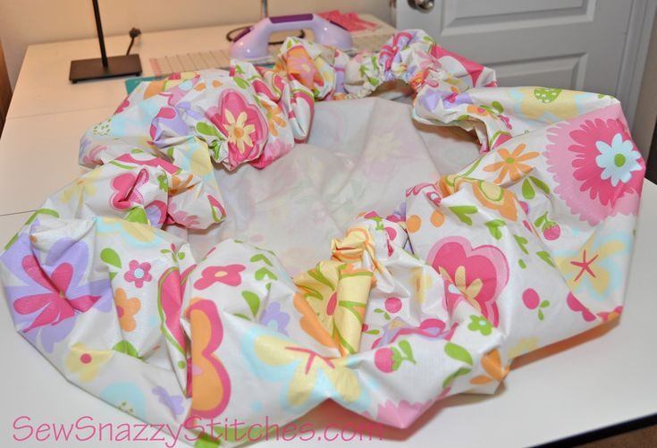 A while back, I posted about how my silly girls love pulling on the kitchen tablecloth.  You can find that post here .  WELL... I found a so...