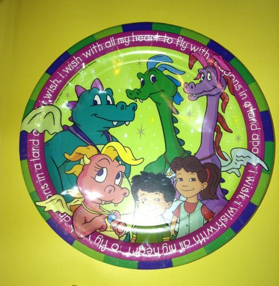 18 Best Dragon Tales Cake Images On Pinterest
