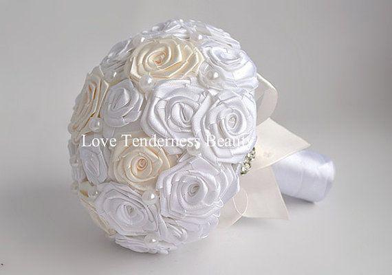 Fiori ragazza Bouquet Toss Bouquet damigelle d