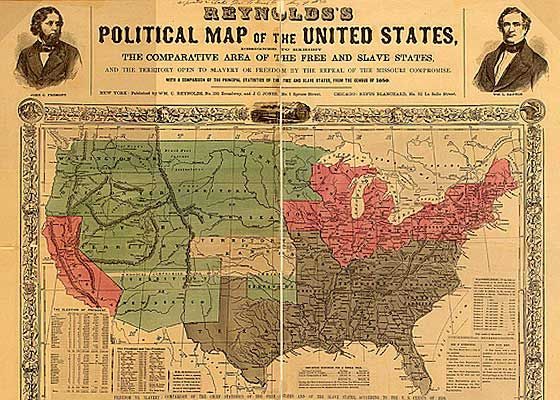 Best Maps And Aerials United States Images On Pinterest - 1861 us map mason dixon line