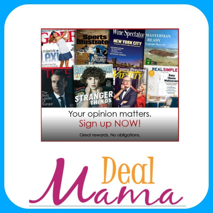 *HOT* Free Real Simple magazine subscription! - https://dealmama.com/2018/02/hot-free-real-simple-magazine-subscription/