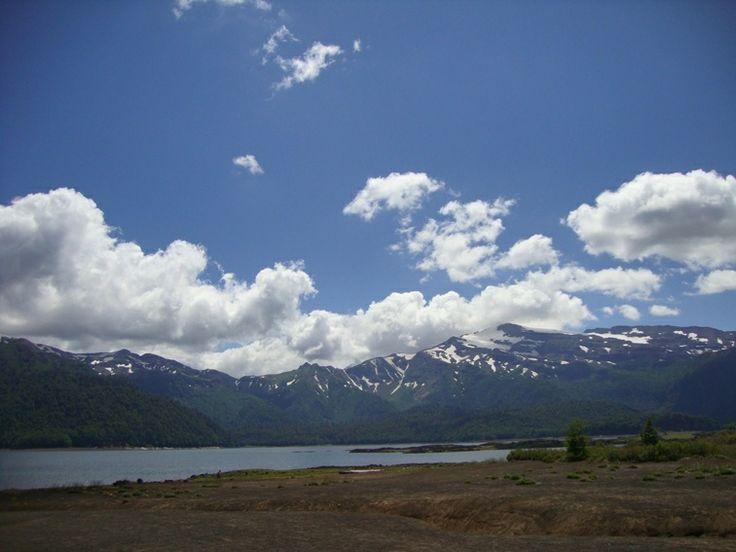 Lago Conguillío, Chile