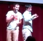 Heckler Brings Cocaine with him on Stage  Lol http://americascomedy.com/video-comedy-heckler-brings-cocaine-with-him-on-stage/#