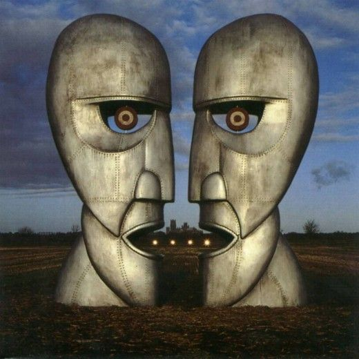 The Division Bell is the last album of Pink Floyd which was made in 1994.