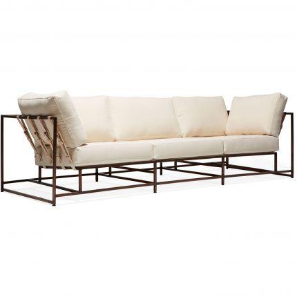 Inheritance Sofa - Natural Canvas