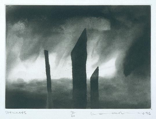 Stenness - Norman Ackroyd
