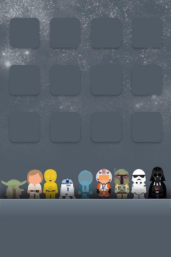Star Wars iPhone Background