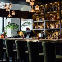 The City's Best Nightcaps - Autumn's dark and crisp clime has us lusting after a libation with a little more soul.Seal the deal with our selection of late night tipples that promise to extend your evening in style. Sloe N' Steady from 46