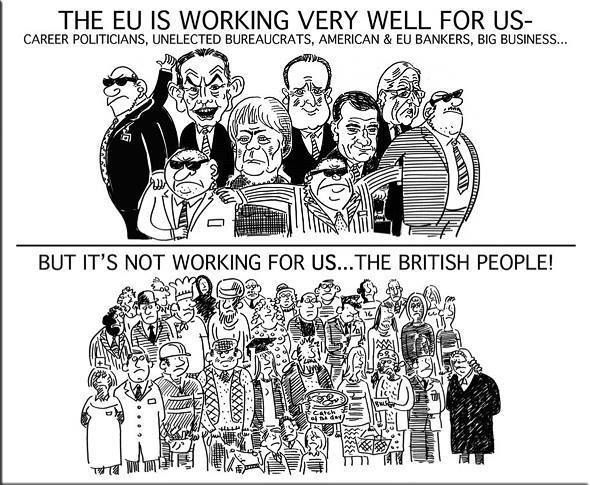 Is the EU working well for you?  #LeaveEU #brexit #GrassrootsOut #BetterOffOut #VoteLeave