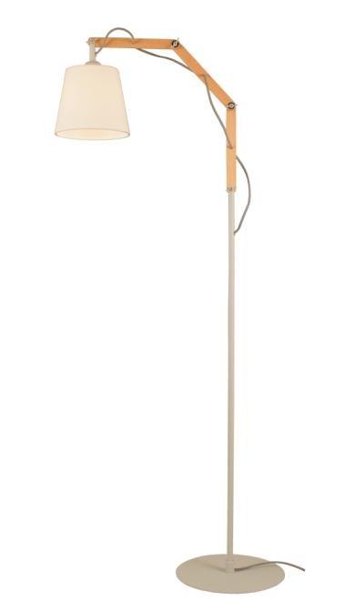 DE VENTA EN www.rufoiluminacion.com   #aromasdelcampo Teo Floorlamp
