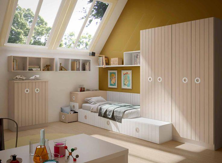 17 mejores ideas sobre dormitorio juvenil barato en for Armarios juveniles baratos