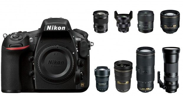 Best Lenses for Nikon D810 | Camera News at Cameraegg