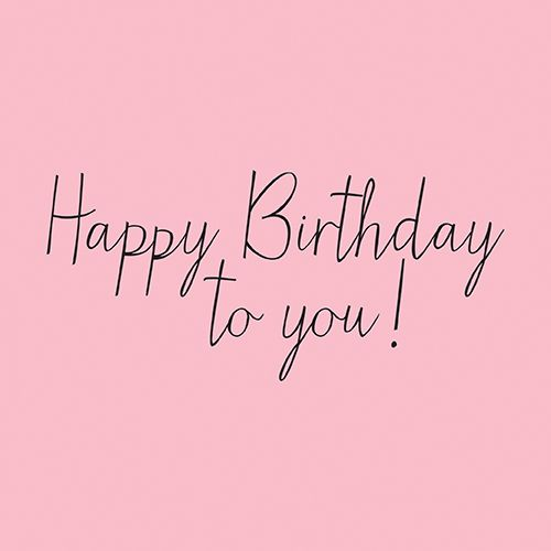 I hope you have a wonderful day & that the year ahead is filled with much love, many wonderful surprises & gives you lasting memories that you will cherish in all the days ahead. Happy Birthday to you! xo