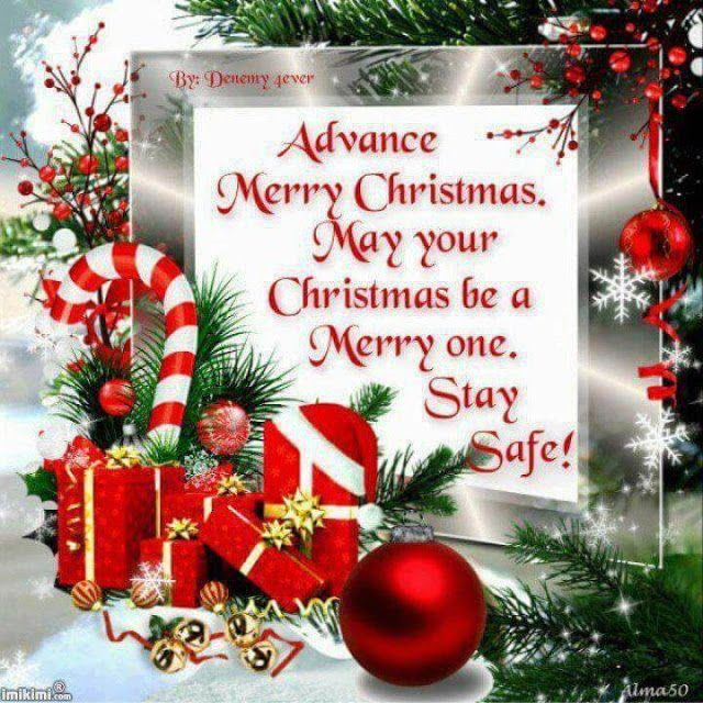 advance merry christmas greetings | Merry Christmas Images ...
