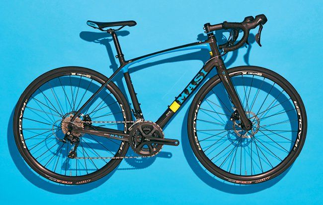 This versatile bike can go long almost anywhere, and with such quality parts, you're getting an incredible value