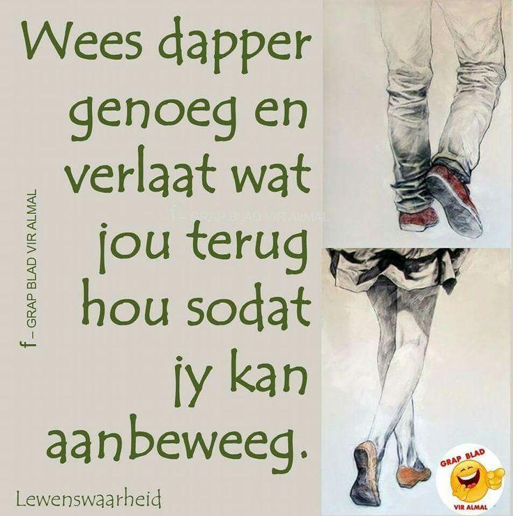 Wees dapper