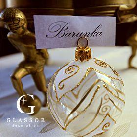 Vánoční ozdoby trendy 2014 | Glassor.cz