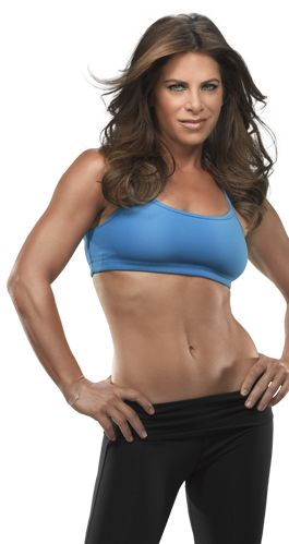 Jillian Michaels. I never watched the Biggest Loser. Maybe if I had, I would farther along on my journey than I am now.