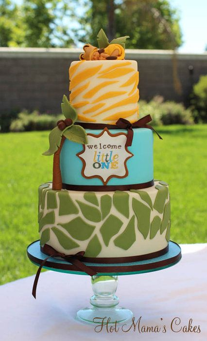 The Lion King Inspired Baby Shower