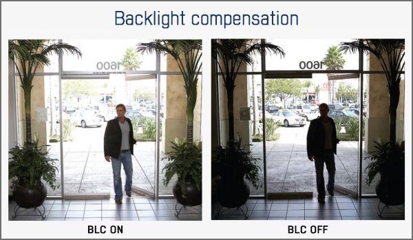 BLC !!! Backlight compensation (BLC) is a feature on #securitycameras that compensates for strong background lighting, which would normally drown out features in the foreground, and makes details in the foreground visible. http://advik.net