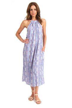 La Boheme Drawstring Dress
