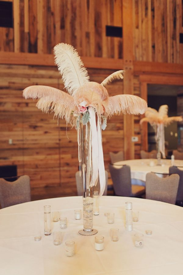 Andre And Ashleyu0027s Rustic Glam Sundance Resort Wedding. Great Gatsby Wedding  ...