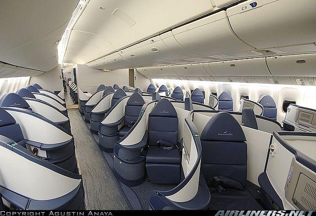 Boeing 777 interior boeing 777 boeing 777 interior for Interieur 777