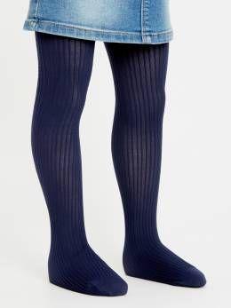 5534a465dad جوراب شلواری سرمه ای High Socks