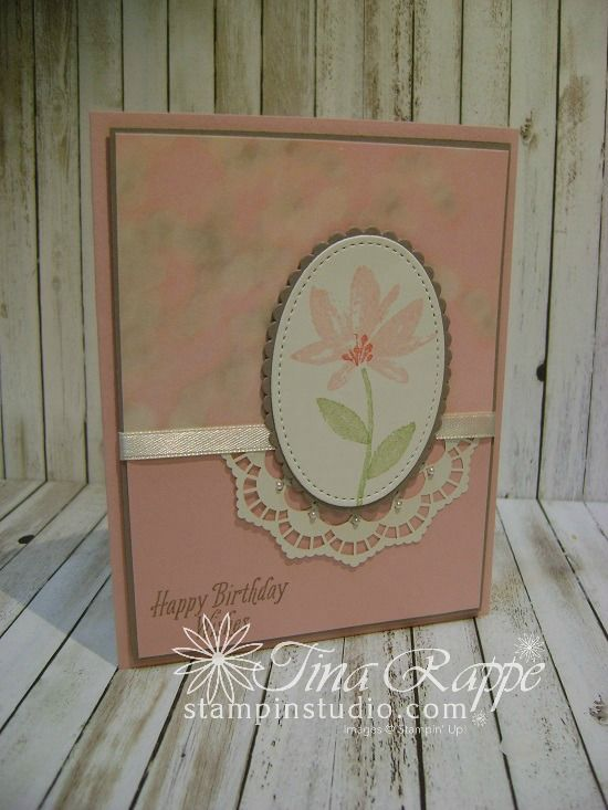 Stampin' Up! Avant Garden Sale-a-bration 2017, Falling in Love Designer Series paper, Stampin' Studio