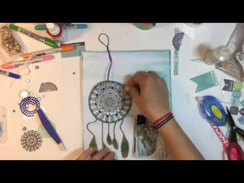Process Video - 9x12 Layout with Deb