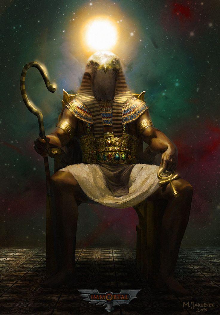 Dios Amón-Ra