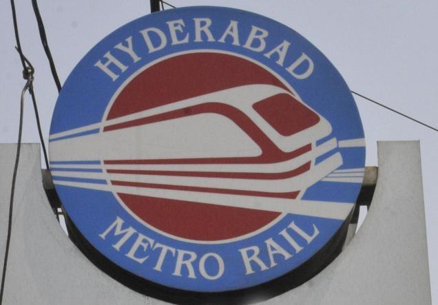 Hyderabad Metro Rail Logo