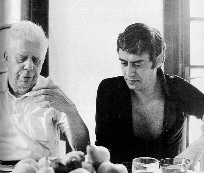 Eugenio Montale e Carmelo Bene