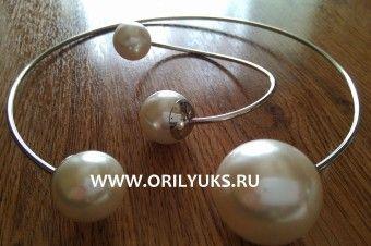 Аксессуары: ожерелье и браслет «Алекса» /короткое видео/