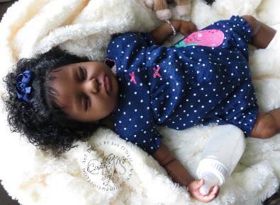 Cuddle Me Soft Reborn Nursery - Adopted