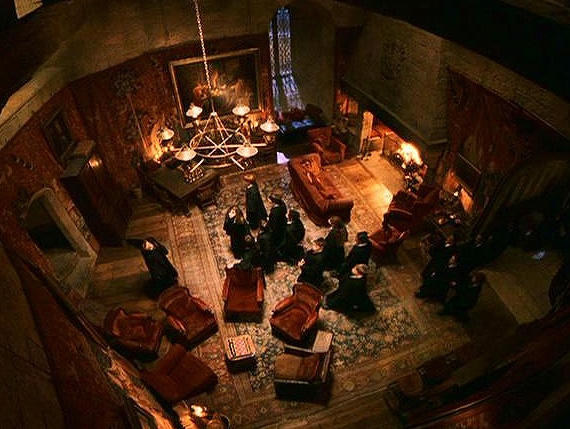 17 Best Images About Harry Potter Interiors On Pinterest